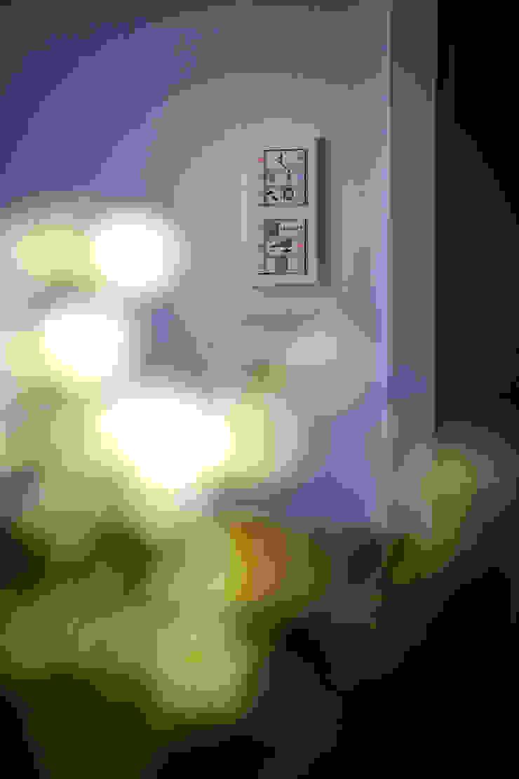 Tường & sàn phong cách hiện đại bởi Klaus Geyer Elektrotechnik Hiện đại
