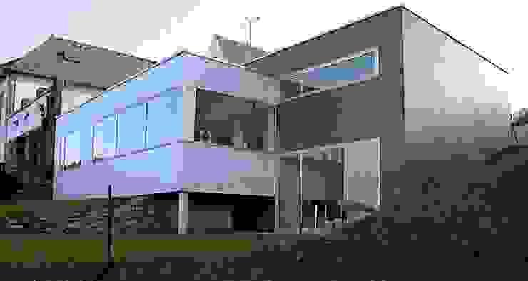 Дома в стиле минимализм от Pierre Albertson Минимализм
