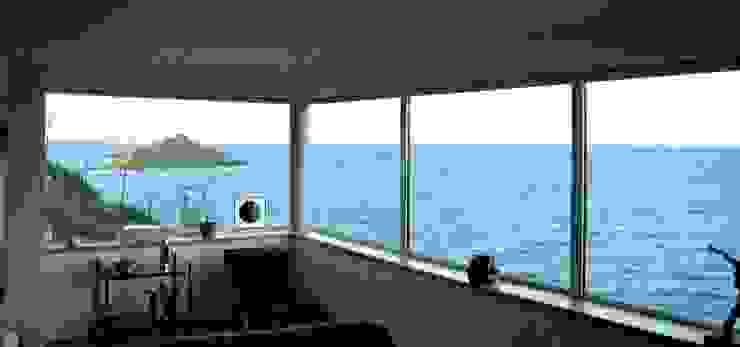 Окна и двери в стиле минимализм от Pierre Albertson Минимализм