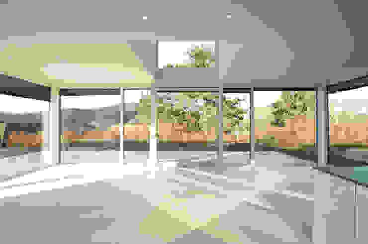 Moderne eetkamers van mmarch gmbh - Mader Marti Architektur ETH SIA Modern Tegels