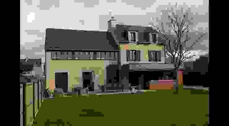 Дома в стиле лофт от Pierre Albertson Лофт