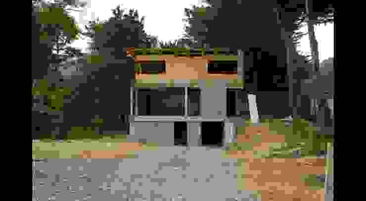 Дома в стиле модерн от Pierre Albertson Модерн
