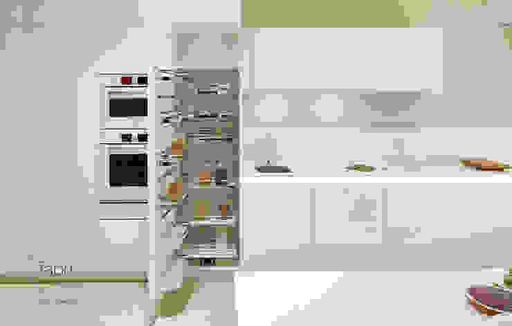 مطبخ تنفيذ FABRI, تبسيطي