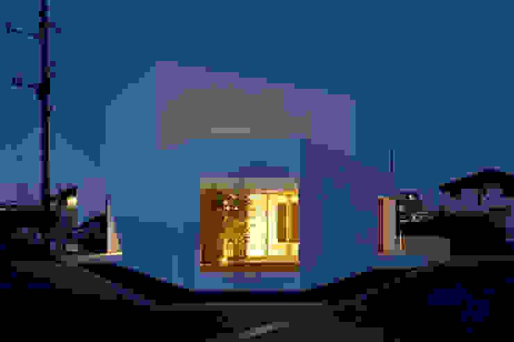 ODMR-HOUSE モダンな 家 の 門一級建築士事務所 モダン コンクリート