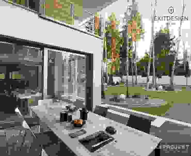 Modern Terrace by LK&Projekt GmbH Modern