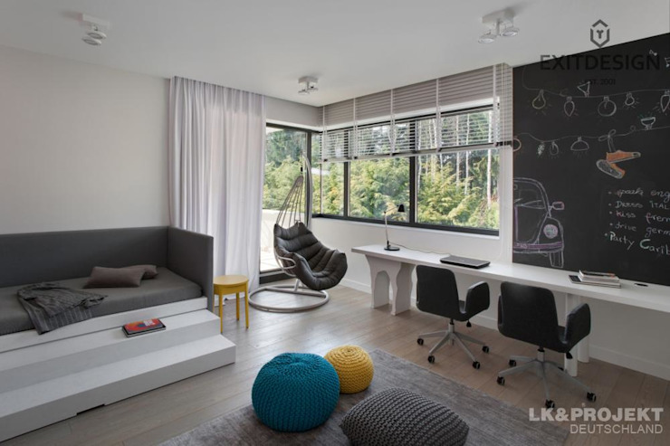 Modern Kid's Room by LK&Projekt GmbH Modern
