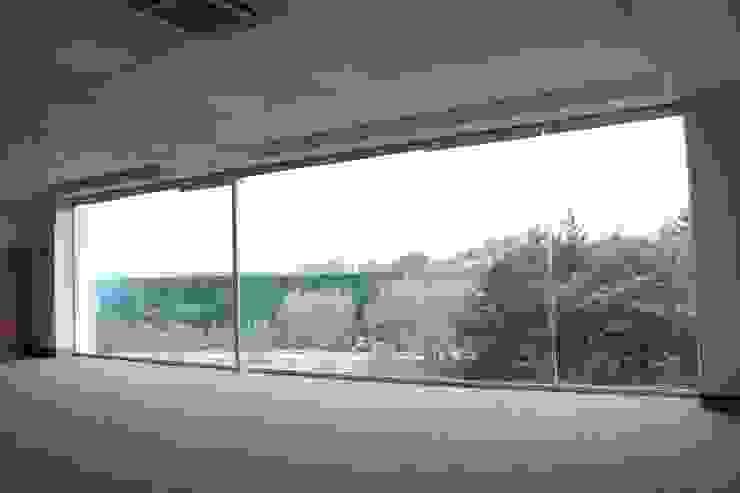 Ventanas de PVC Fensteq Modern event venues Glass
