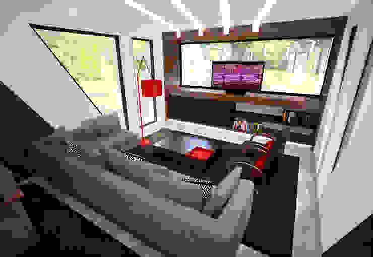 Sala de Estar Salas de estar modernas por Tiago Martins - 3D Moderno