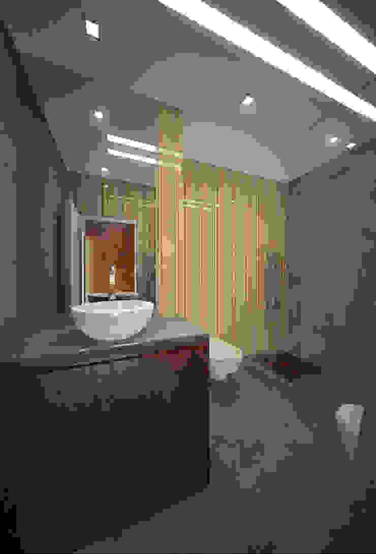 W.C Suite 2 Casas de banho modernas por Tiago Martins - 3D Moderno