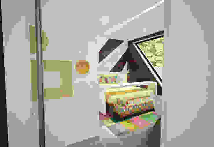 Suite 3 Quartos modernos por Tiago Martins - 3D Moderno