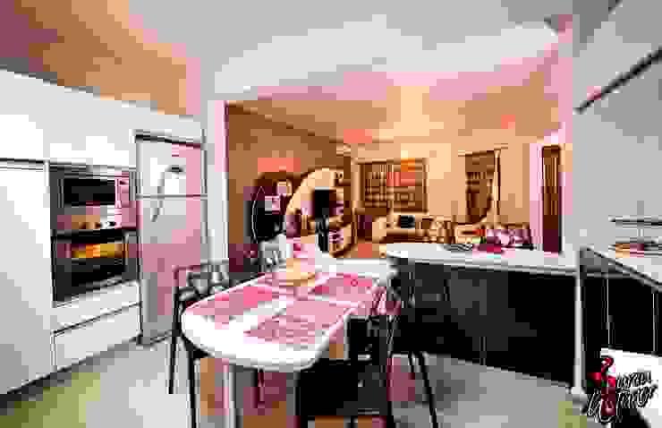 Fatoş -Halil Kaan evi / Boğaz Modern Mutfak Şölen Üstüner İç mimarlık Modern