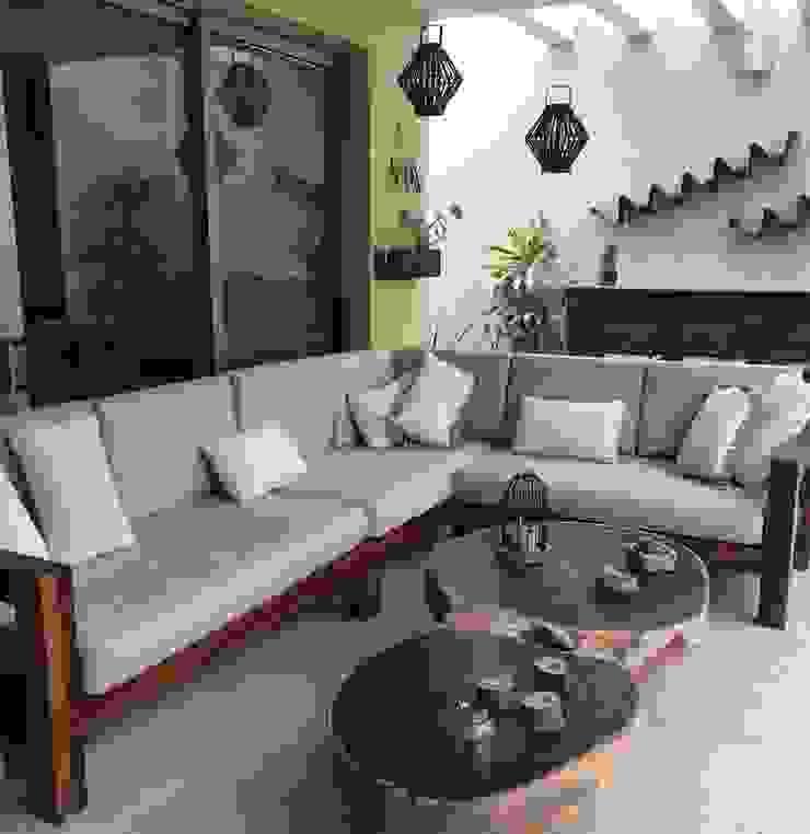 Mueble De Terraza Ideal Para Exteriores By Madera Homify