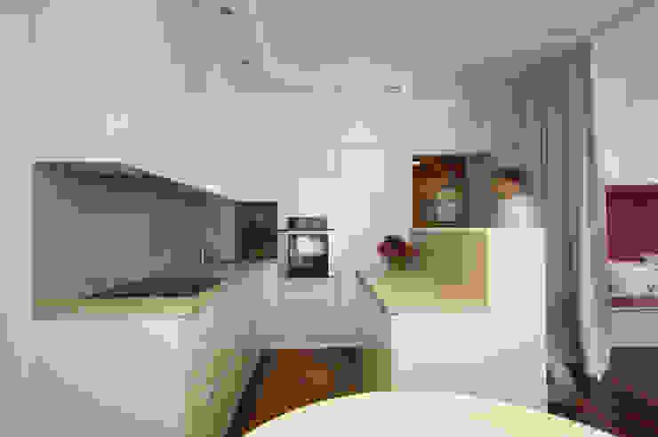 Modern Kitchen by IDEALS . Marta Jaślan Interiors Modern