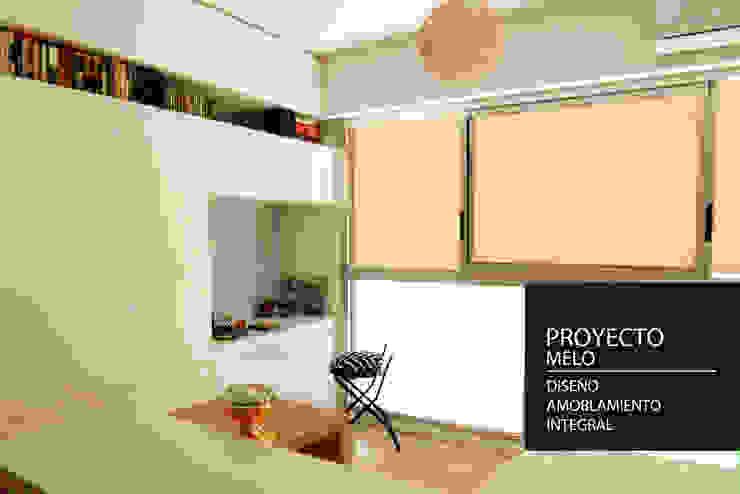Minimalist bedroom by PANAL Minimalist