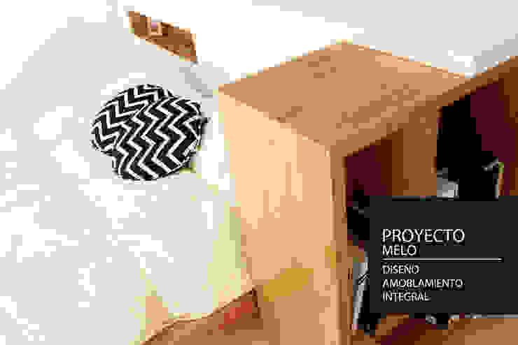 Phòng ngủ phong cách hiện đại bởi PANAL Hiện đại
