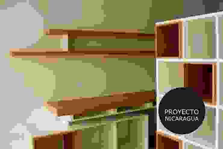 Modern study/office by PANAL Modern