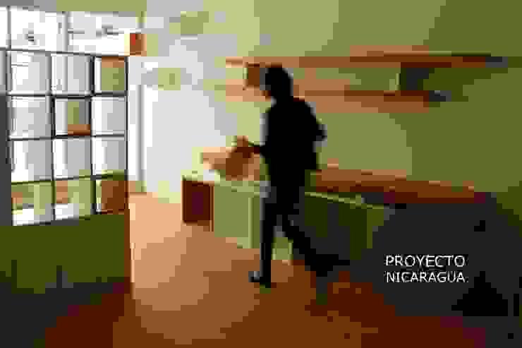 Minimalist living room by PANAL Minimalist