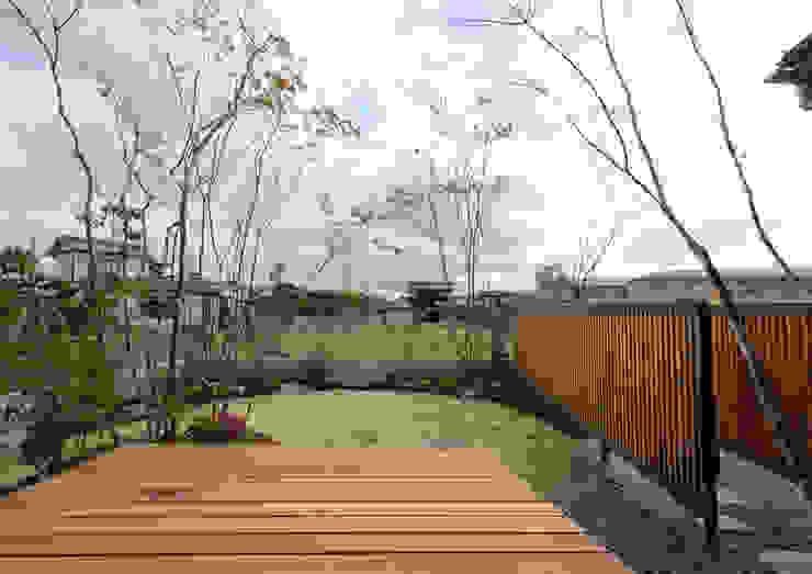 庭 モダンな庭 の バウムスタイルアーキテクト一級建築士事務所 モダン
