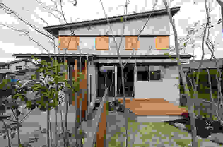 外観 モダンな 家 の バウムスタイルアーキテクト一級建築士事務所 モダン