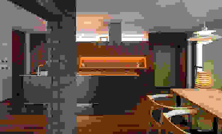 バウムスタイルアーキテクト一級建築士事務所의  다이닝 룸