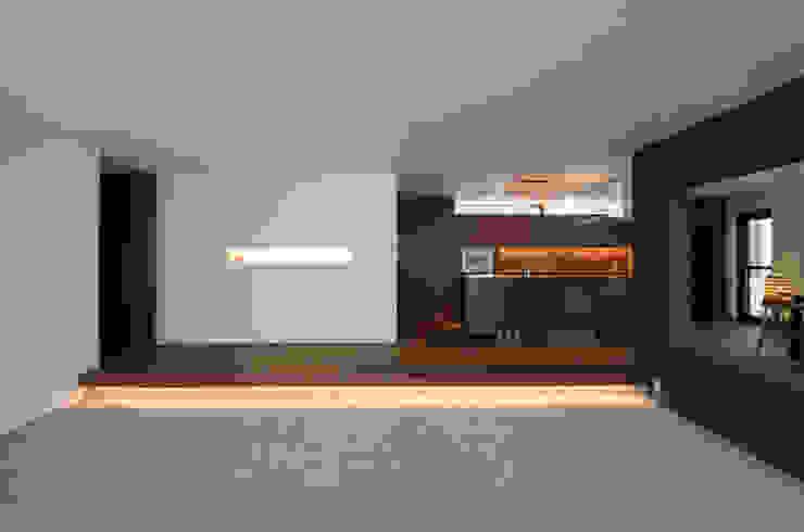 バウムスタイルアーキテクト一級建築士事務所의  거실