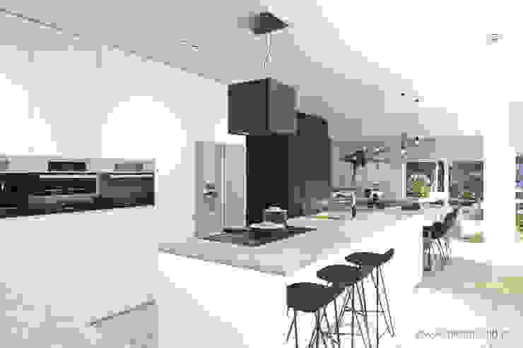 MIRAI STUDIO Kitchen MDF White