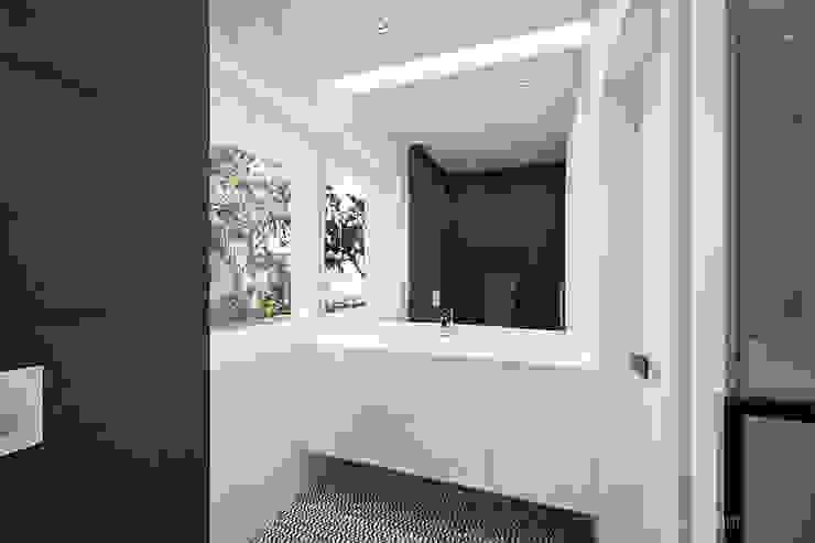 MIRAI STUDIO 浴室 磁磚 White