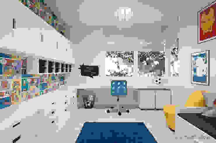 MIRAI STUDIO Nursery/kid's room White