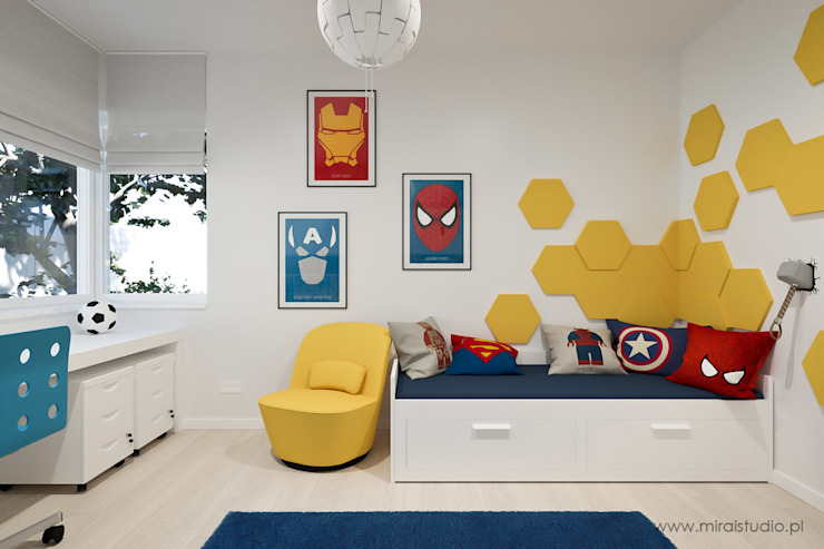 MIRAI STUDIO 嬰兒房/兒童房 Multicolored