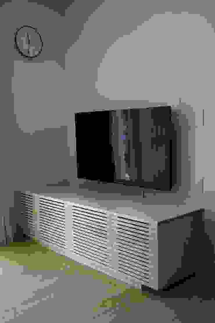 hyakka 客廳電視櫃 木頭