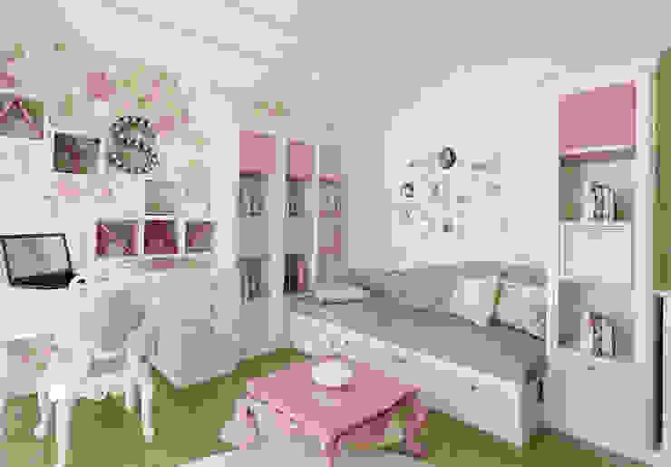 Kinderzimmer von Nuevo Tasarım, Modern