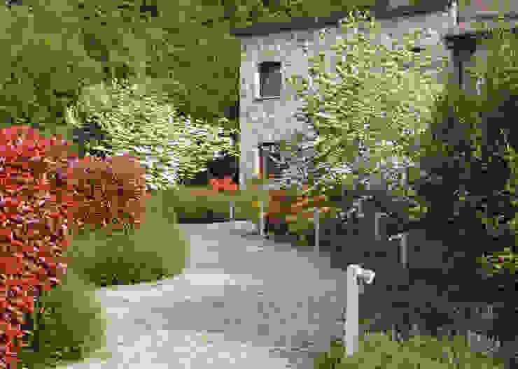 I FONTANILI MASSIMO SEMOLA PROGETTAZIONE GIARDINI MILANO Giardino rurale