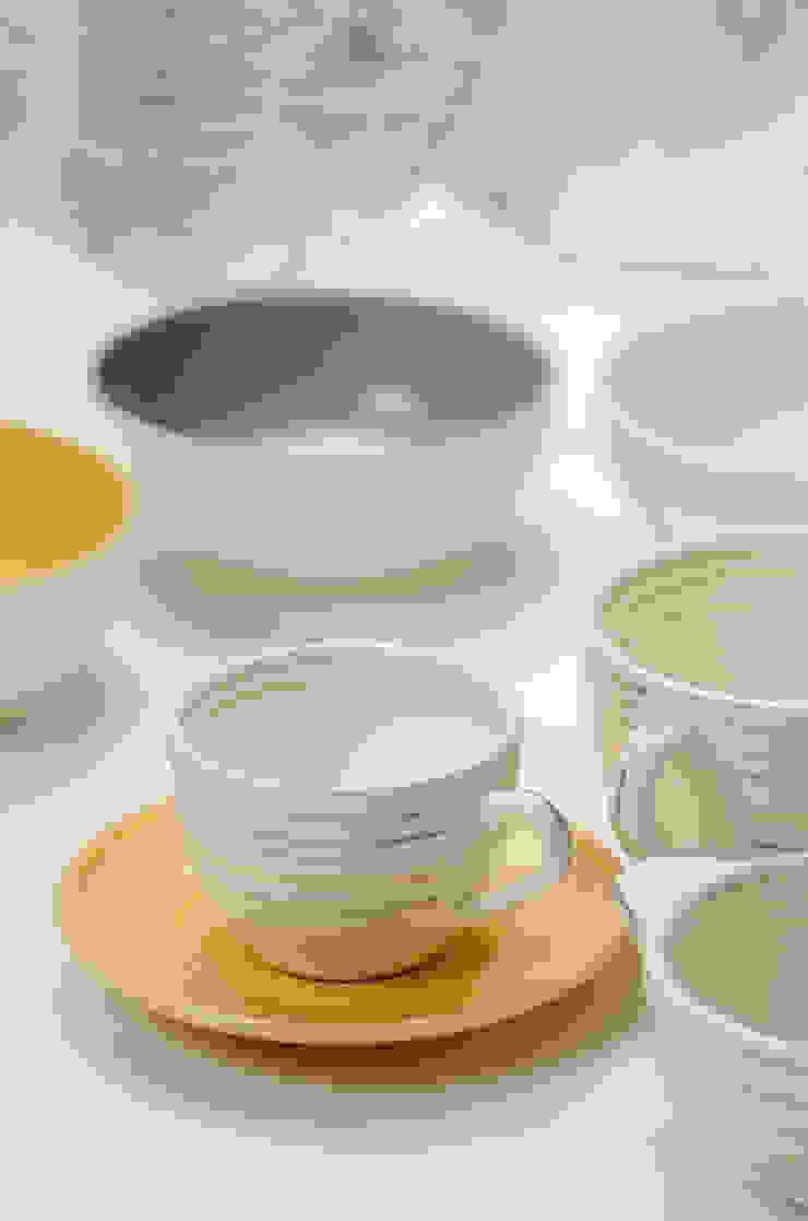 Fiber por Matceramica Moderno Cerâmica