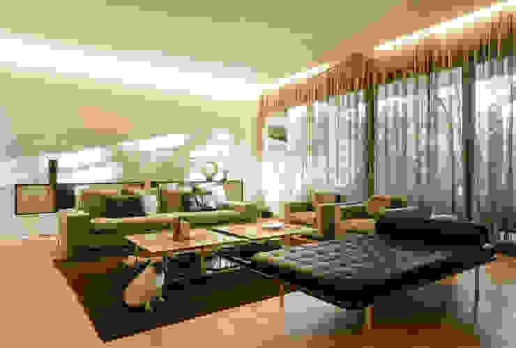 STUDIO CERON & CERON Modern living room