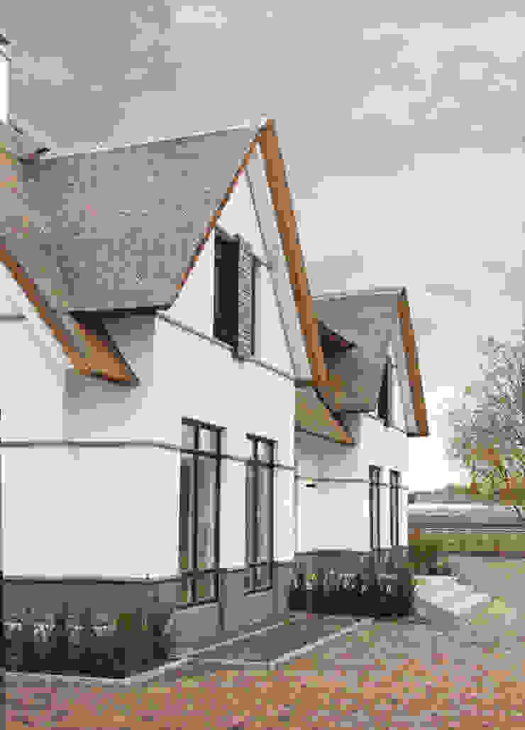 voorgevel Landelijke huizen van Arend Groenewegen Architect BNA Landelijk