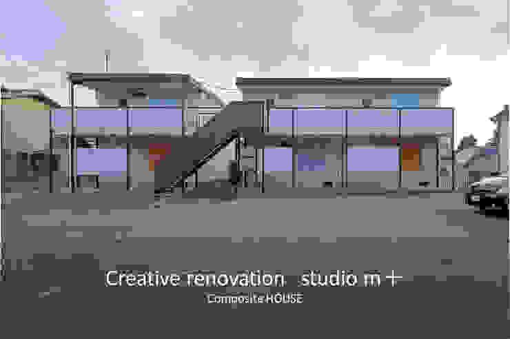 studio m+ by masato fujii Skandinavische Häuser