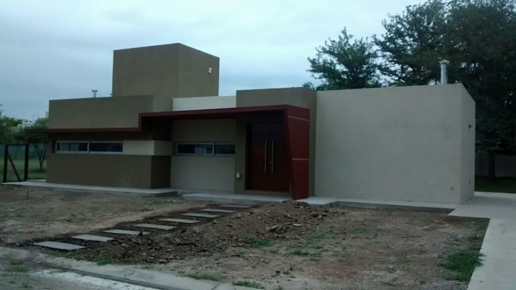 Belavista - Rio Ceballos - Córdoba Casas modernas: Ideas, imágenes y decoración de BULLK CONSTRUCTORA Moderno