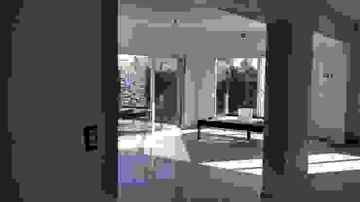 Ampliacion B° San Isidro – Villa Allende Livings modernos: Ideas, imágenes y decoración de BULLK CONSTRUCTORA Moderno