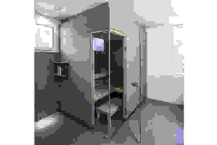 Sauna gerken.architekten+ingenieure Moderne Badezimmer