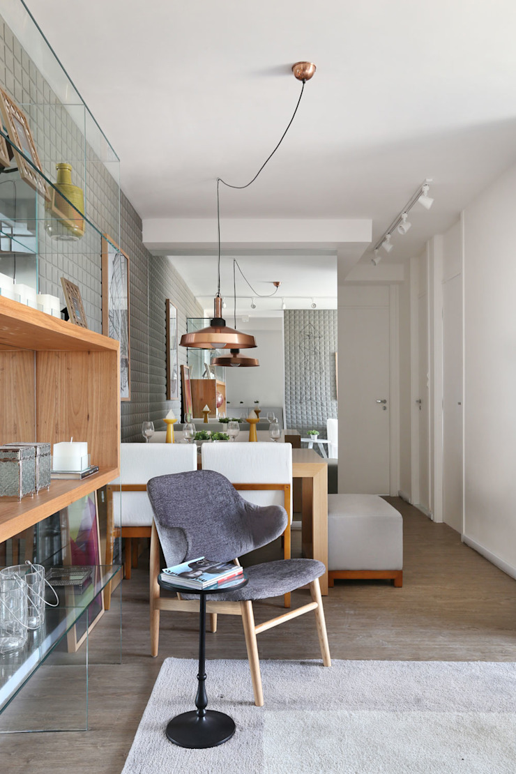 SESSO & DALANEZI Modern dining room
