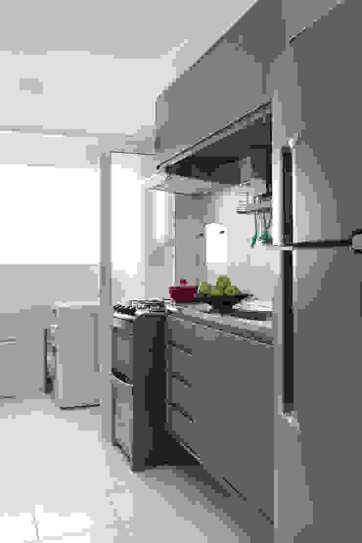 SESSO & DALANEZI Kitchen Grey