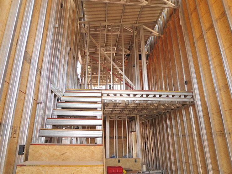modern  by AP Arquitetura Ecoeficiente, Modern