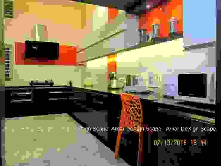 Mr.Senthil & Family Interior Renovation Minimalist living room by Amar DeXign Scape Minimalist