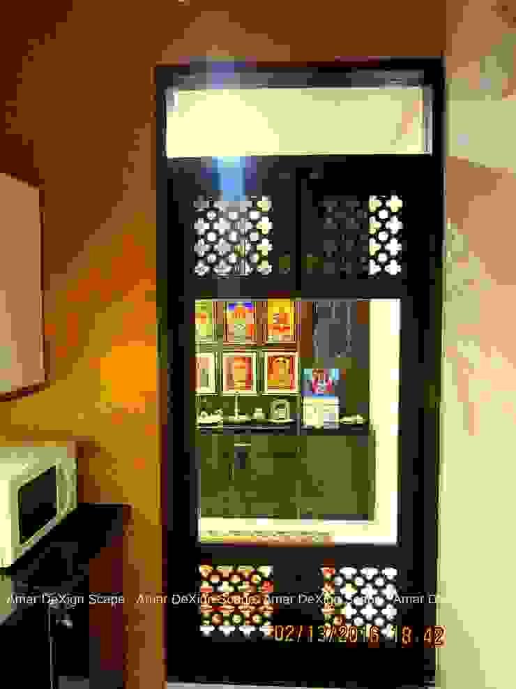 Pooja Minimalist living room by Amar DeXign Scape Minimalist