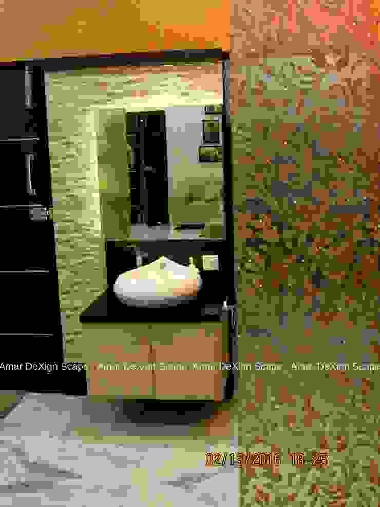 Wash Unit Minimalist dining room by Amar DeXign Scape Minimalist