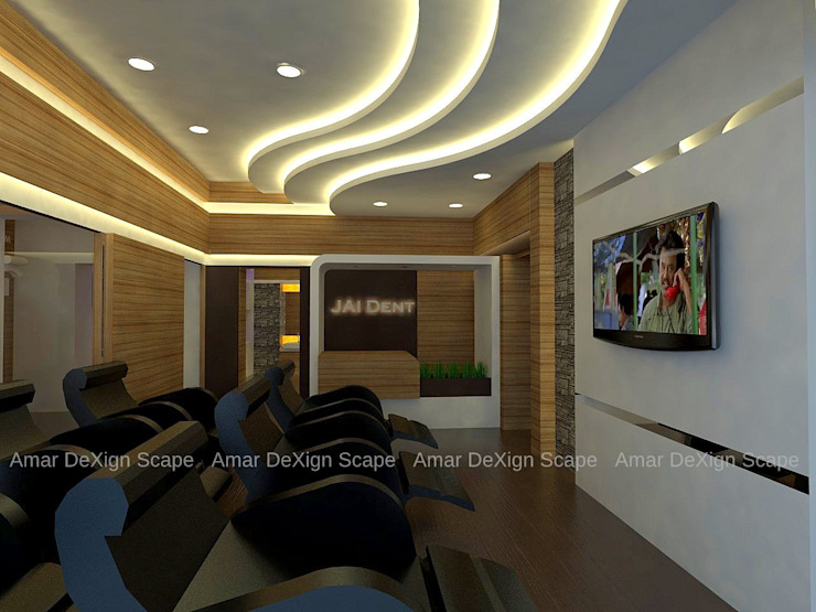 Reception by Amar DeXign Scape