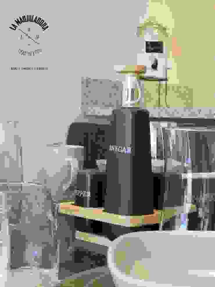Comedores de estilo moderno de La Maquiladora / taller de ideas Moderno