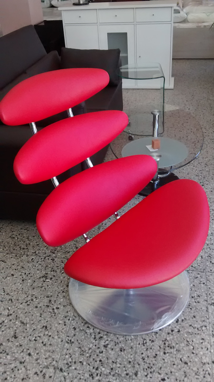 Disegnos Muebles Living roomSofas & armchairs Red