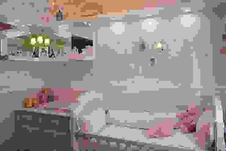 Детские комнаты в . Автор – Camila Chalon Arquitetura,