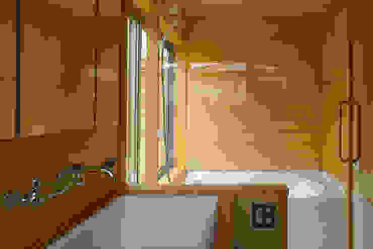 浴室 by 環境創作室杉